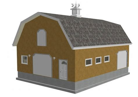 gambrel roof barn kits the shedplan 10 x 12 gambrel shed plans 5x10