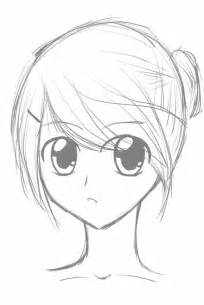 anime sketch by stringsforevea05 on deviantart