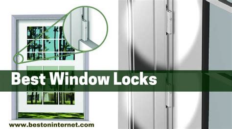best window locks