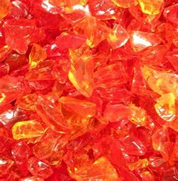 orange firecrystals