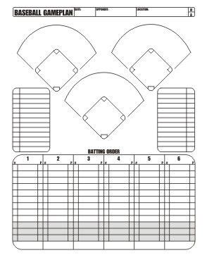 softball positions chart studentlinc free download