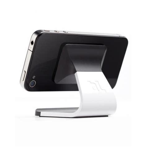 Dijamin Mini Desk Phone Holder Stand Handphone milo universal desktop phone stand white