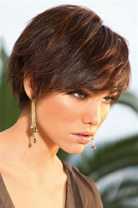 short haircuts for brunette women brunette short hairstyles fade haircut