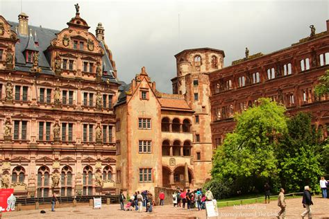 in german a truly charming german town heidelberg germany journey around the globe