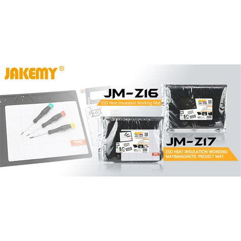 Jakemy Esd Heat Insulation Working Mat Jm Z16 Jakemy Esd Heat Insulation Working Mat Jm Z16 Jakartanotebook