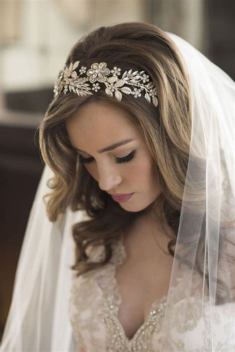 Wedding Hairstyles With Headbands And Veils by 151 Best Wedding Hairstyles Inspiration Board Images On