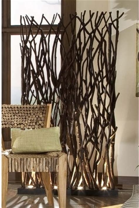 paravent fotos 745 groovystuff woodlands base lit room divider contemporary
