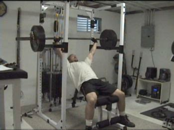 high rep bench press high rep incline partials for developing the upper chest