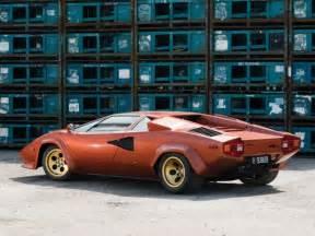 Lamborghini Original Original 1979 Lamborghini Countach For Sale Fubiz Media