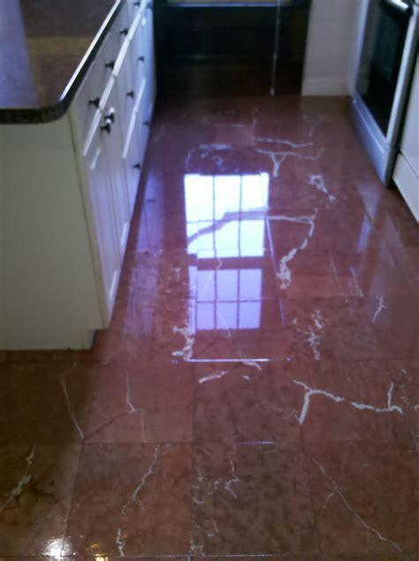 Refinishing and Polishing Boston Area Marble Floors