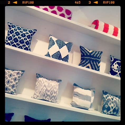 Shooting Through A Pillow by Madeline Weinrib Textiles A Visit To The Of Ikat
