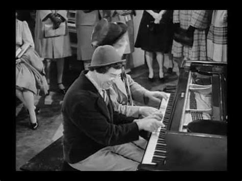 the big store piano scene the marx brothers youtube