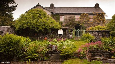 Potter S House Dc by Beatrix Potter S Cumbria Where The Writer Worked Literary Magic Daily Mail