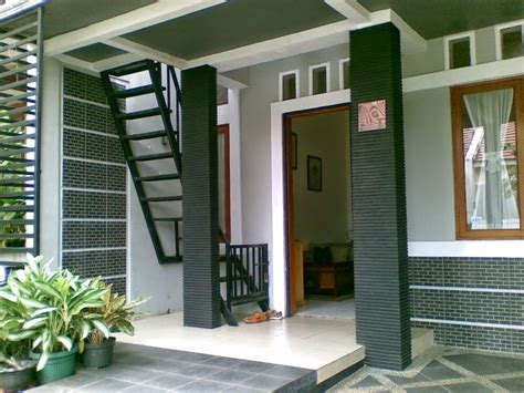 Ac Minimalis gambar teras rumah minimalis sederhana dan modern