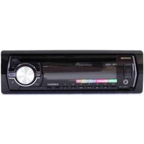 Single Din Cd Player Usb Mp3 Pioneer Deh X1950ub pioneer deh x6500bt bluetooth enabled single din in dash cd mp3 receiver with mixtrax and usb
