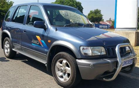 Kia Sportage 4x4 For Sale Used Kia Sportage 2 0 4x4 For Sale In Gauteng Cars Co Za