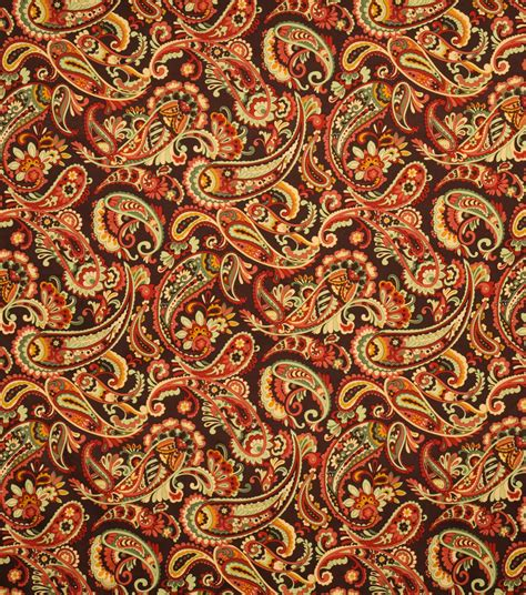 upholstery fabric birmingham home decor print fabric jaclyn smith birmingham pecan at