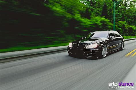 black mercedes s55 amg the 600hp mercedes s55 sleeper
