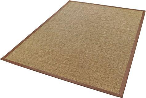 teppich dekowe sisal teppich dekowe 187 mara s2 171 gewebt kaufen otto