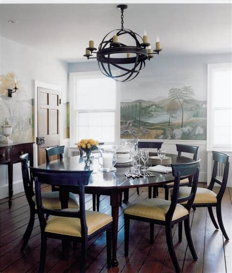 circular dining room table 20 admirable dining room designs with wooden circular tables