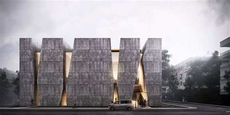 salon architects cultural event space among winners of