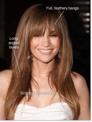 long hairstyles for women with fuller faces 25 best ideas about bangs long hair on pinterest long