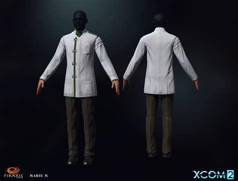 Sweater Xcom 2 xcom 2 clothing and gear sets on behance