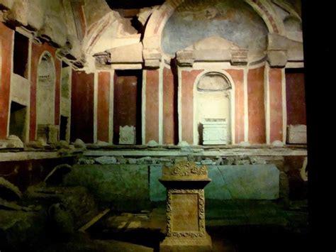 uffici vaticano necropoli vaticana ed altri scavi