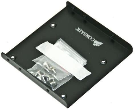Hardisk Ssd Corsair adattatore per disk e ssd da 2 5 quot in metallo da 3 5 quot interno corsair viti ebay