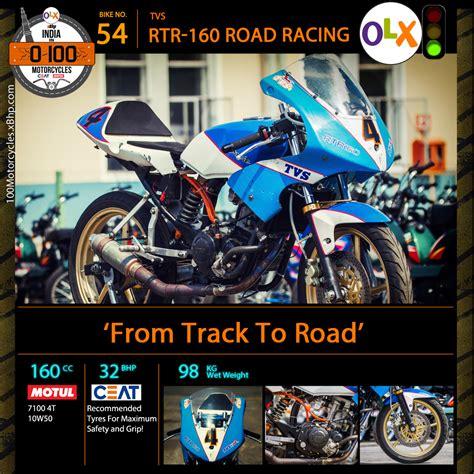 tvs motocross bikes 100 tvs motocross bikes tips to improve mileage of