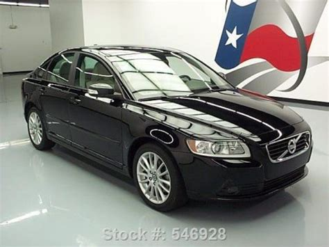 sell   volvo   sunroof leather alloy wheels  mi texas direct auto  stafford