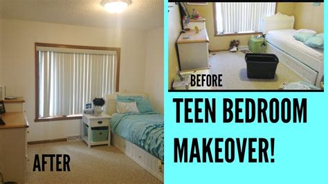 before after jennifer s style added bedroom makeover redoing my bedroom teen bedroom makeover youtube