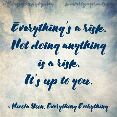 Everything Everything Quotes
