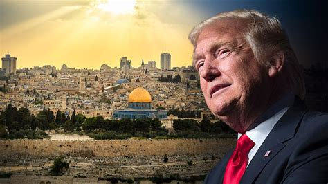donald trump yerusalem breaking trump rules out moving israel embassy to