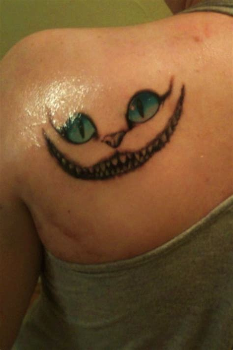 cheshire cat smile tattoo always smile my cheshire cat