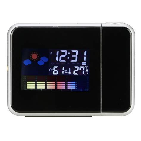 Projection Digital Clock sa digital weather projection multi function alarm clock