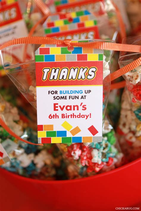 Kids Birthday Party Decorations At Home by Lego 174 Party Evan Is 6 Chickabug