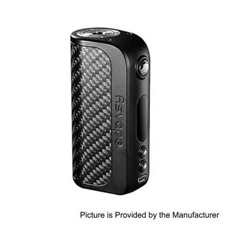 Vapevaporzo Asvape Strider Box Mod 75watt Authentic authentic asvape strider 75w vo 75 chip black tc vw box mod