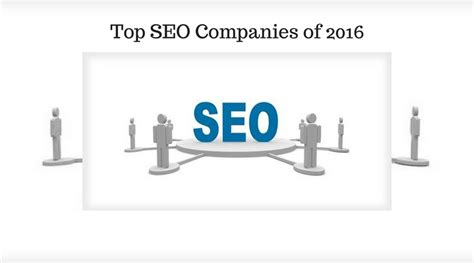 Best Seo Services by Top Seo Companies Of 2016 Savedelete