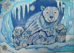color me your way polar and cubs color me your way