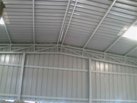 Fabrication Shed by Agrawal S Roofs And Doors Manufacturer Of Ployroof Frp