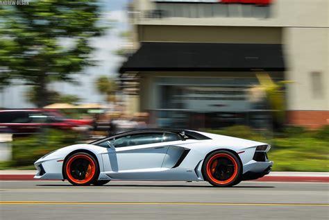Lamborghini Southern California Photo Of The Day Two Tone Lamborghini Aventador Lp700 4
