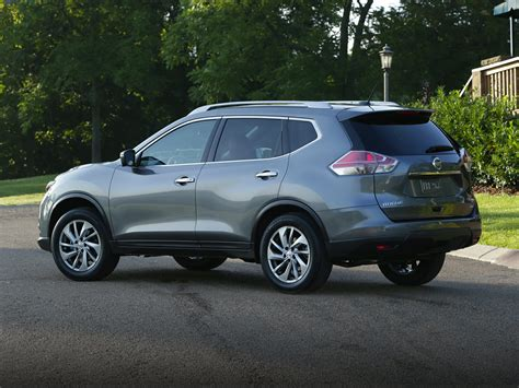 nissan suv 2016 2016 nissan rogue price photos reviews features