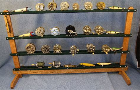 Collector Fishing Tackle Displays