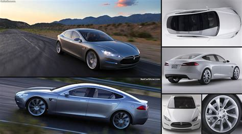 tesla model s concept tesla model s concept 2009 pictures information specs