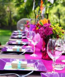 birthday centerpiece ideas for adults 40th birthday ideas backyard table decorating ideas