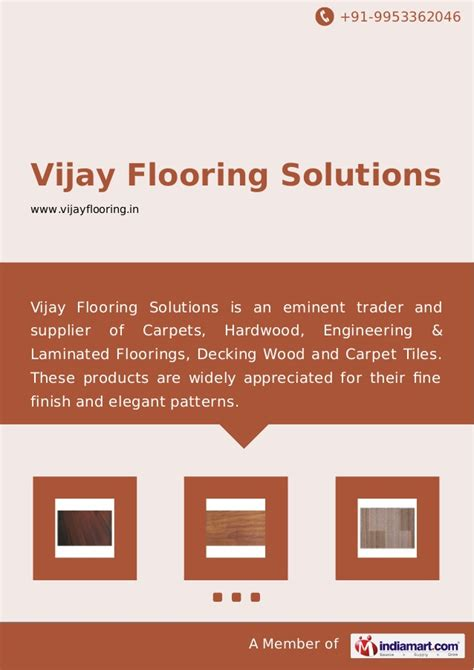 Commercial Flooring Solutions Commercial Flooring Solutions By Vijay Flooring Solutions