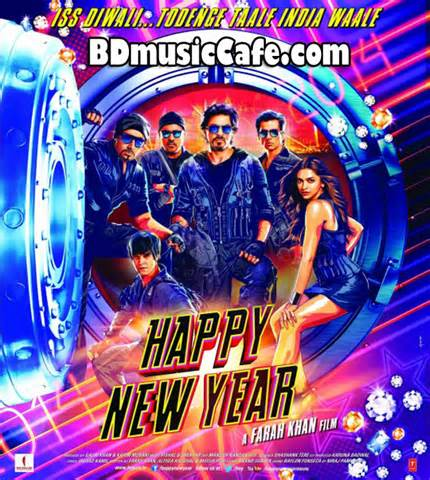 new year song happy new year look information poster bd