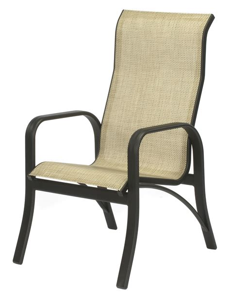 Patio High Chairs High Back Patio Chairs Chairs Seating