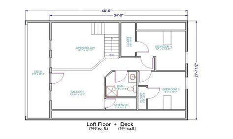 small house floor plans  loft small  bedroom house plans small house plans  loft